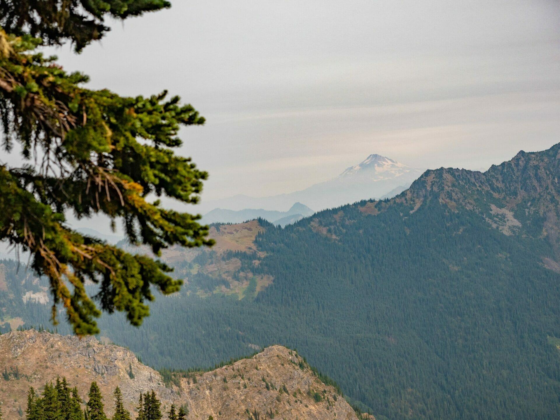 Glacier Peak Alpine Lakes Wilderness