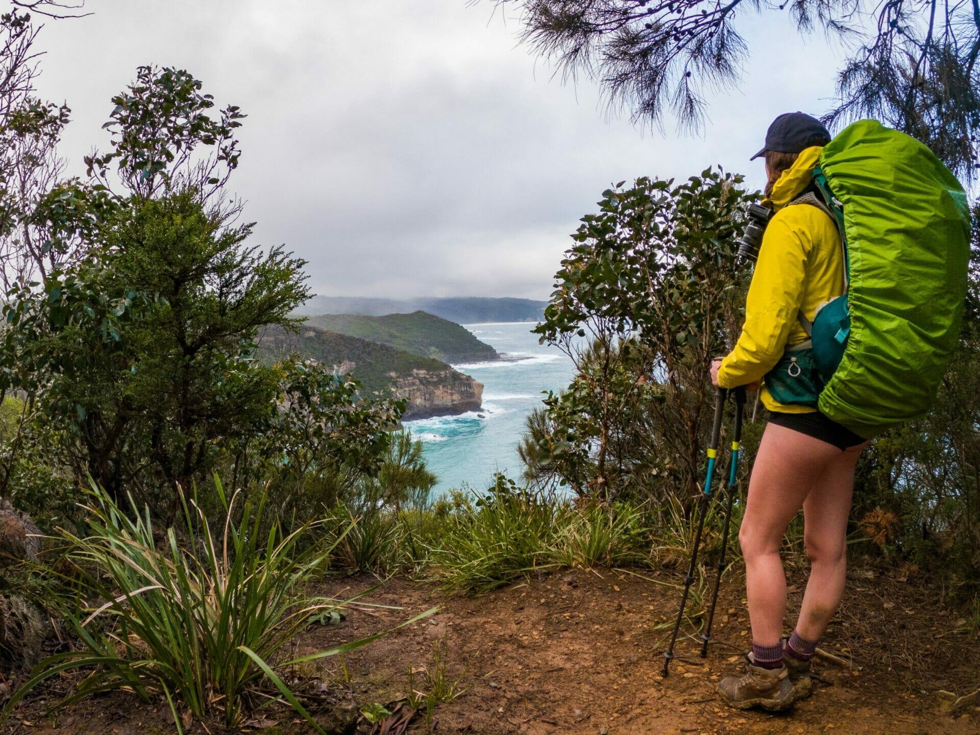 Great Ocean Walk hike solo female