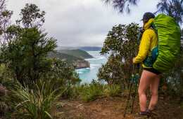 Great Ocean Walk hike solo female