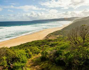 Great Ocean Walk hike Australia Johanna Beach