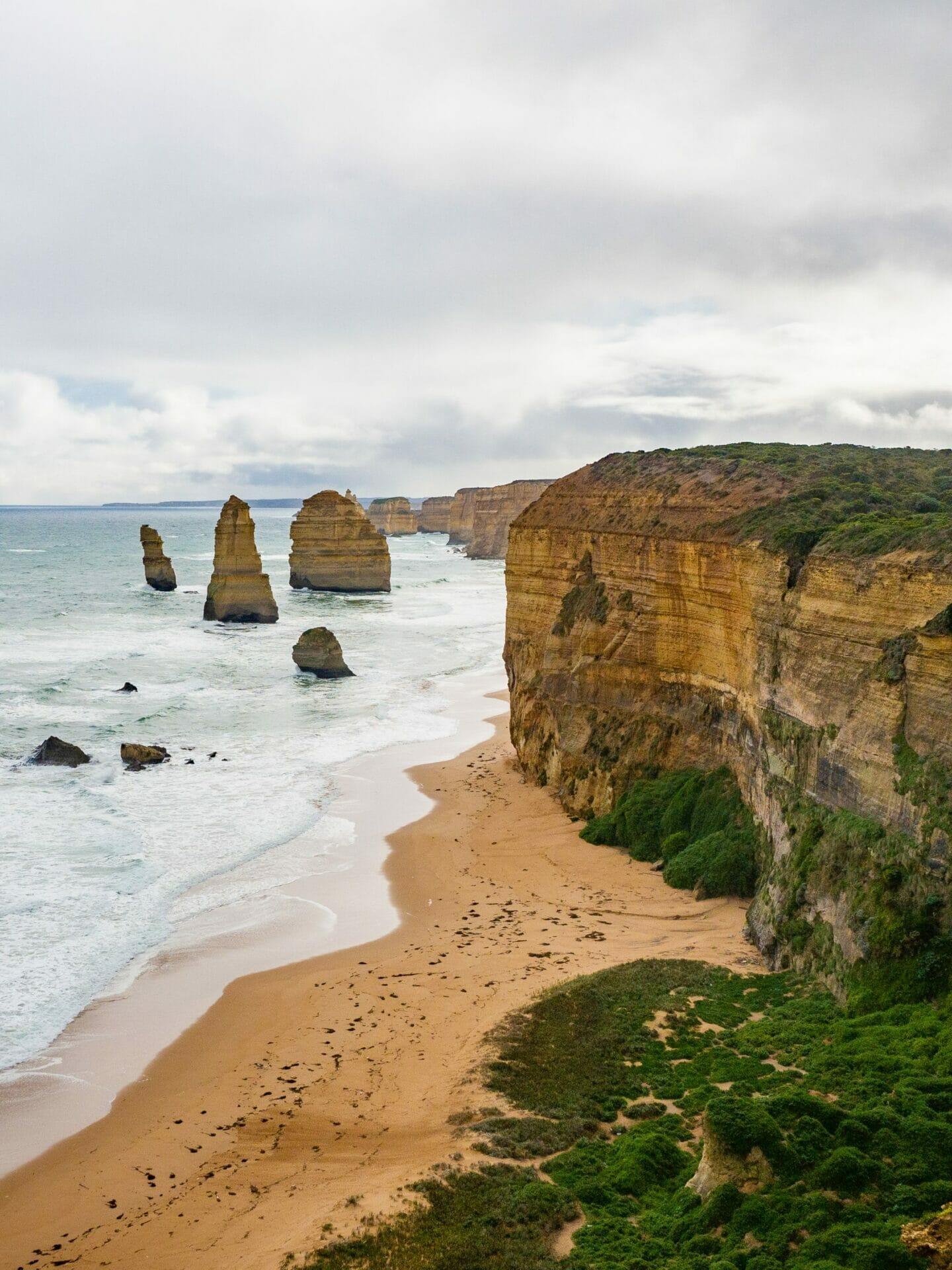 Great Ocean Walk hike Twelve Apostles