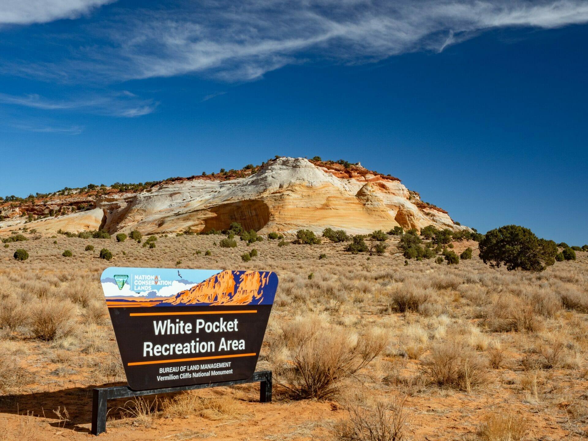 White Pocket Vermillion Cliffs National Monument Page Arizona The Wave