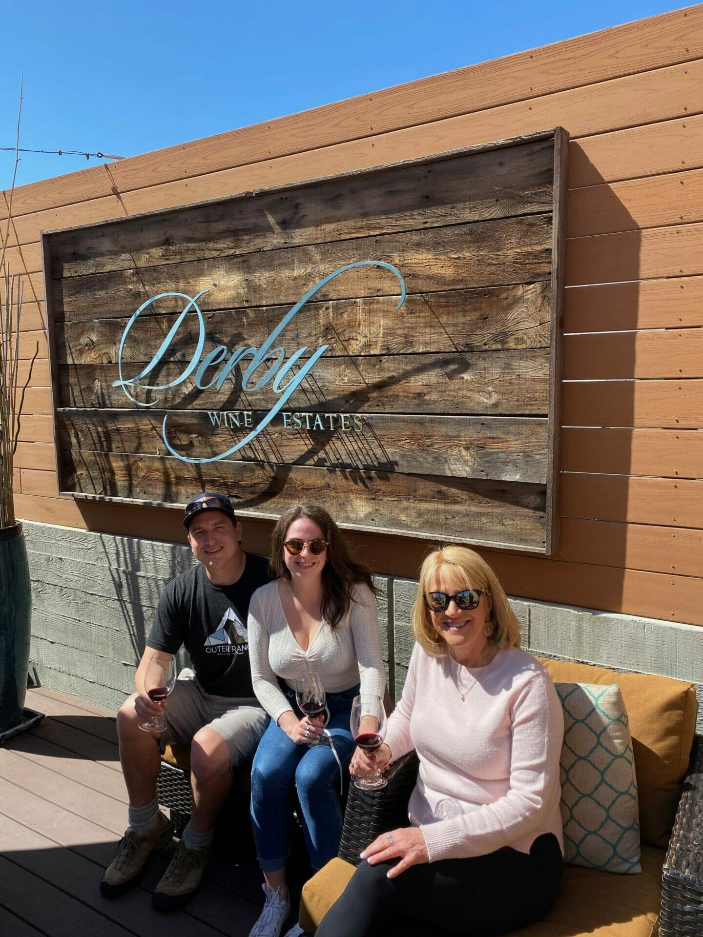 Paso Robles California wine tasting vanlife diaries Brooke Around Town
