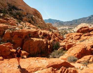 Red Rocks Red Rock Canyon Las Vegas Nevada