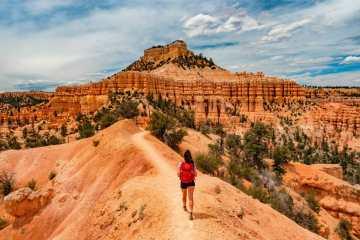 Bryce Canyon National Park itinerary Fairyland Loop