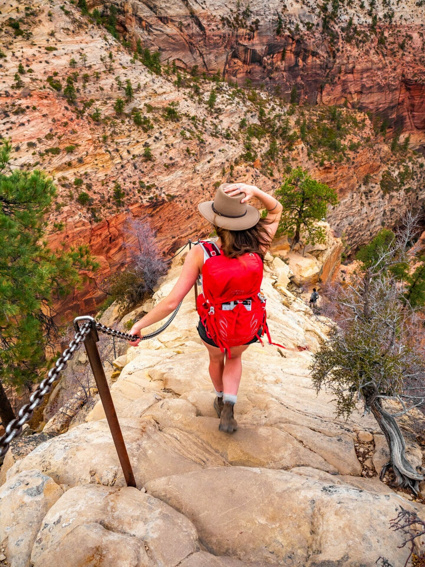 Zion National Park itinerary best hikes Angel's Landing