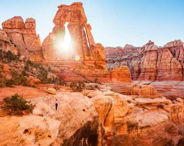 Canyonlands National Park itinerary best views hikes
