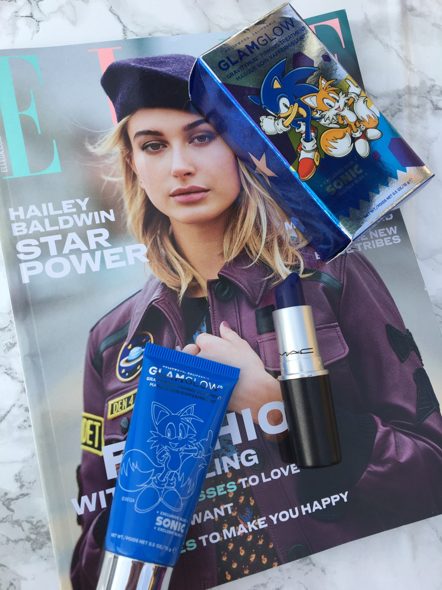 GLAMGLOW Sonic Blue Gravitymud Firming Treatment Review