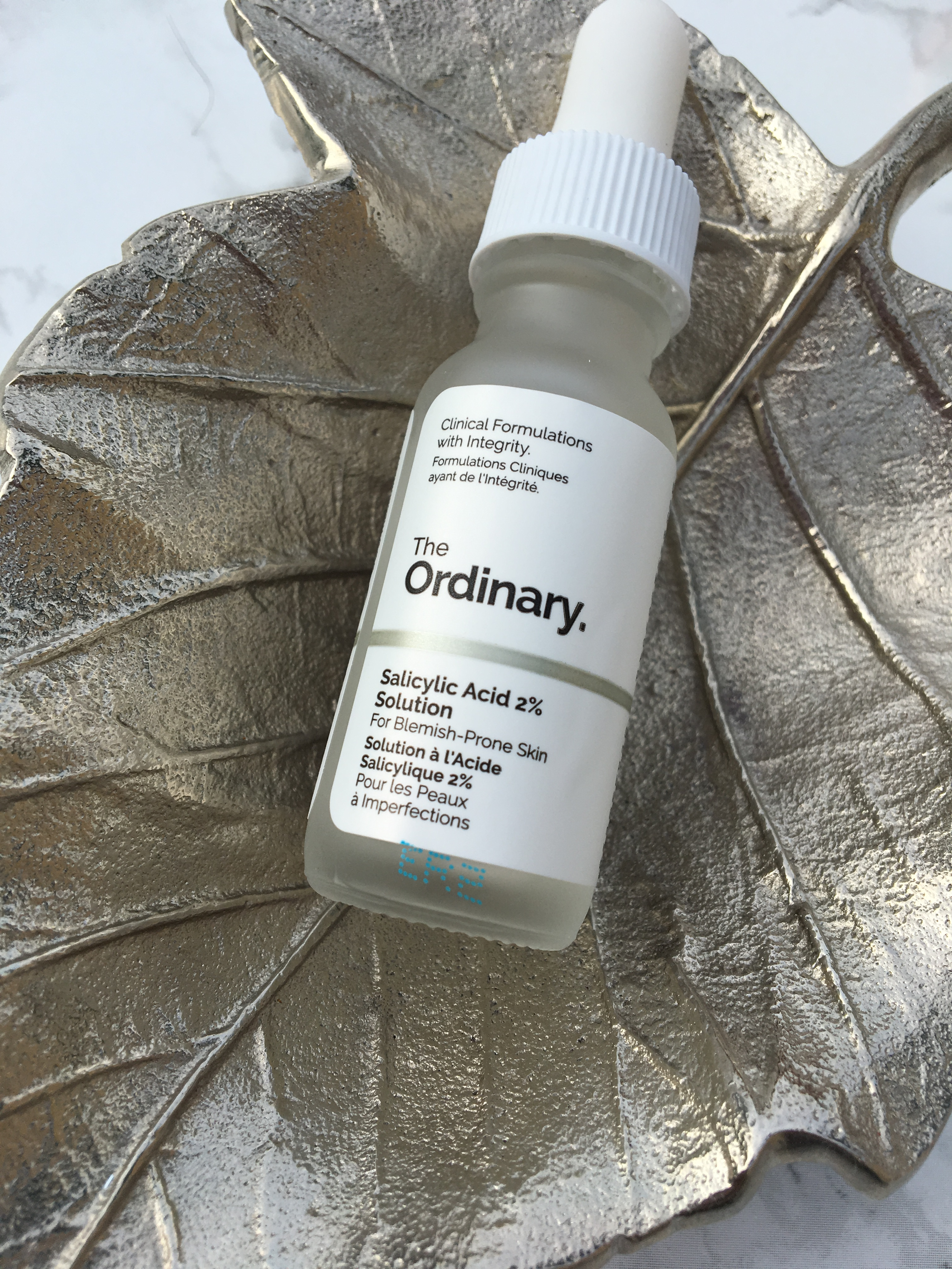 The Ordinary salicylic acid