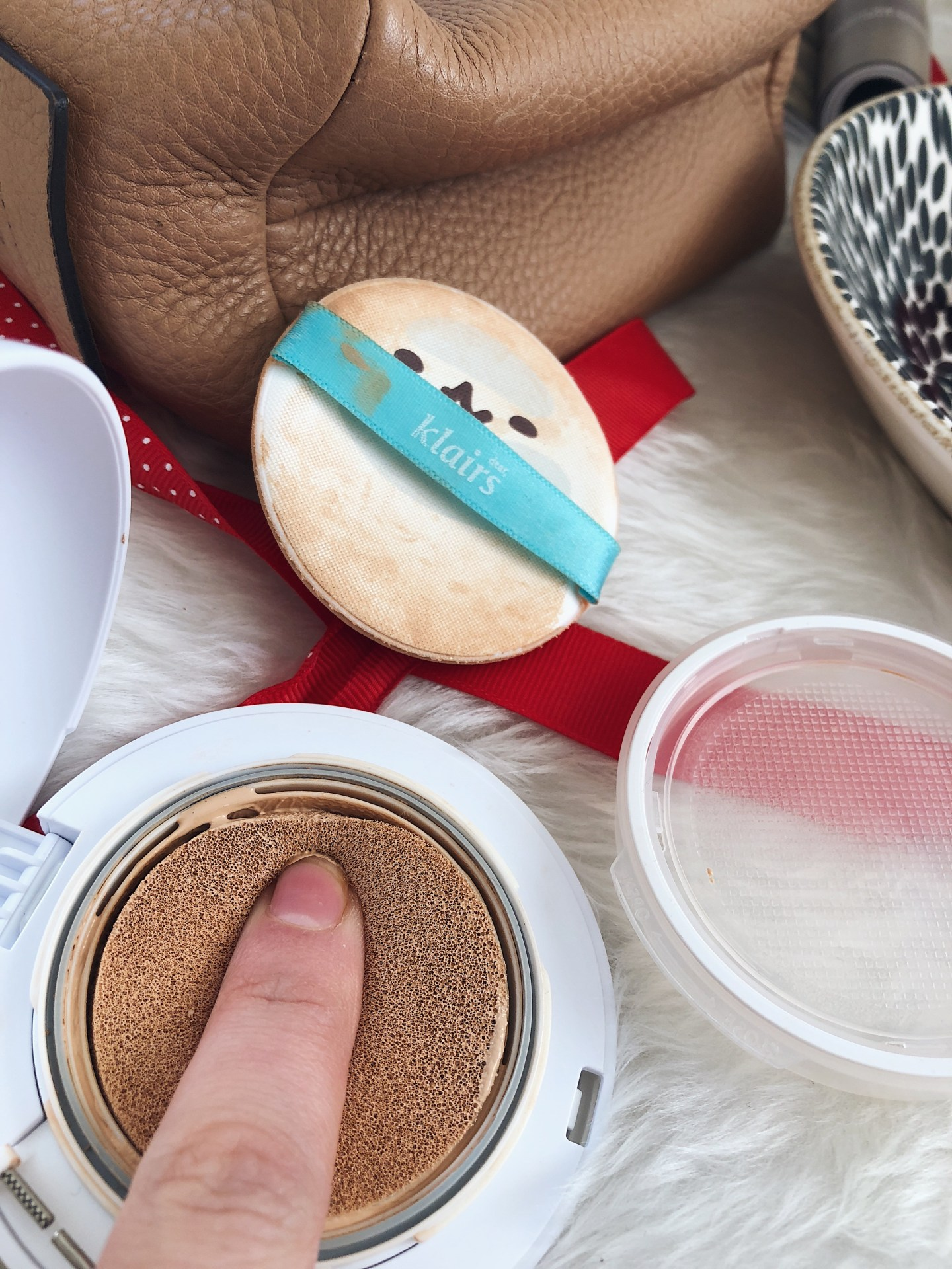 Klairs Mochi BB Cushion Review - Brooke Clarke