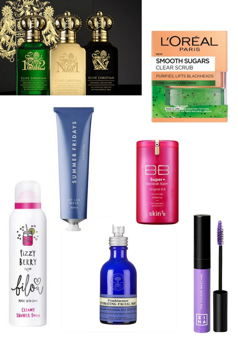 Spring 2018 Beauty Wish List