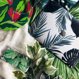 SHOP THE TREND - Leaf Print