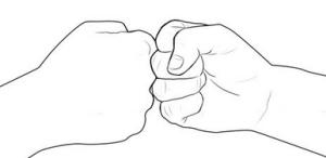 Fist Bump Image