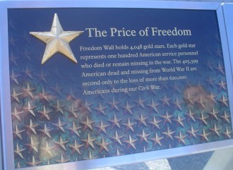 a Price of Freedom