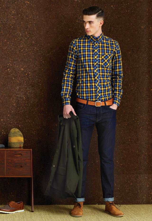 Ben Sherman AW14 Lookbook