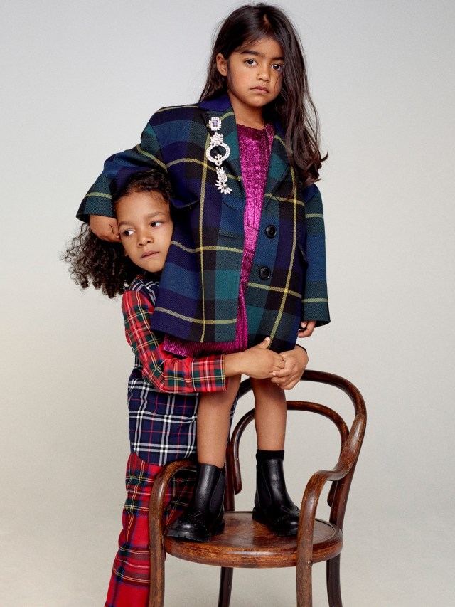 Burberry Kids Campaign – September '17