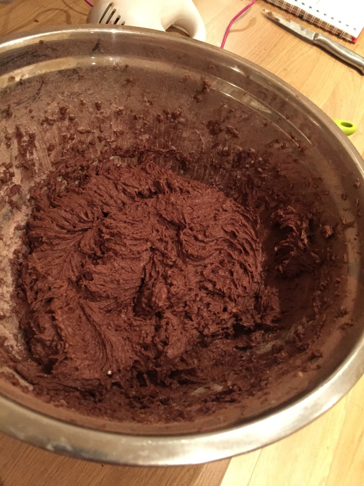 how to bake a cake using cocoa powder