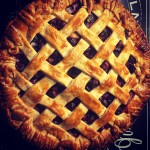 best apple and blueberry pie