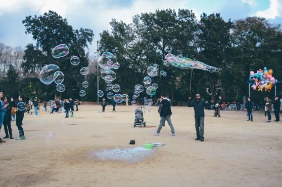 bubble galore!