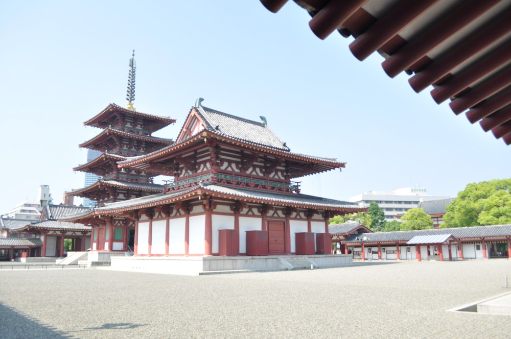 Tennoji Area of Osaka (1/6)