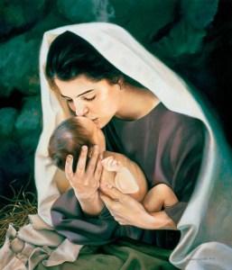 She Shall Bring Forth a Son, by Liz Lemon Swindle