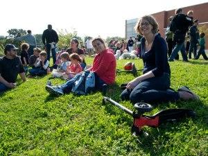 Brookland Day picnic
