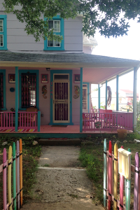 Code Pink House