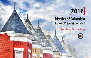 2016 DC Historic Preservation Plan