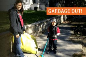 Garbage Out!