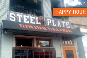Happy Hour at Steel Plate