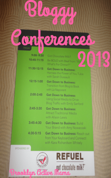 Because Blog Conferences Are Awesome.