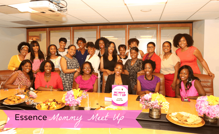 chic busy moms_group photo