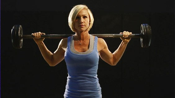 Switching The Game Up With Jamie Eason Live Fit