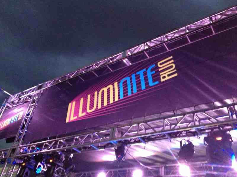 The Illuminite Run NYC 5k Fun Run Recap