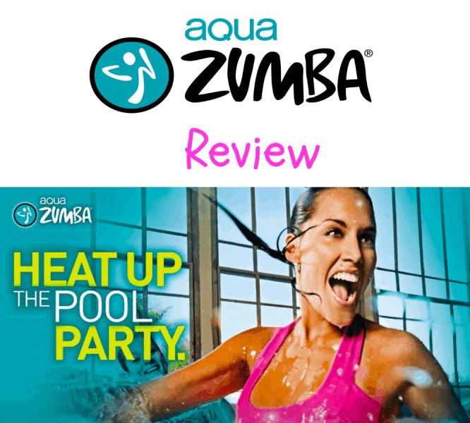 aqua zumba review