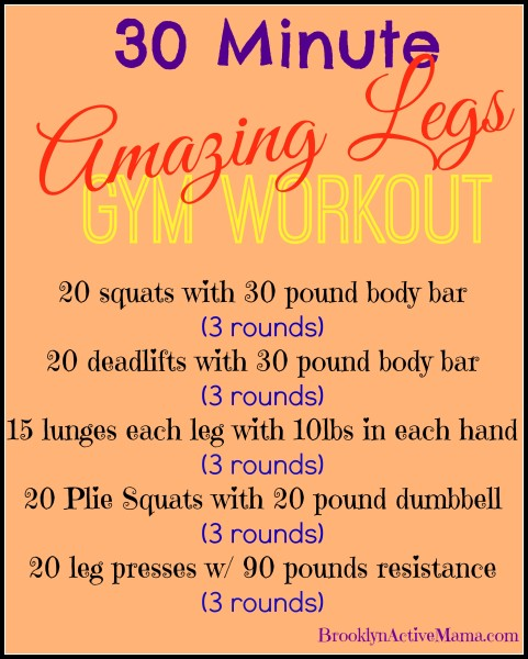 strength training challenge