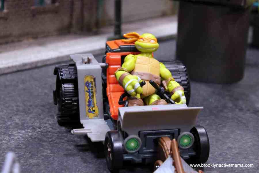 Teenaged Mutant Ninja Turtles  Playmates Toys