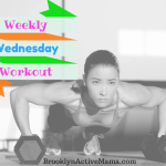 Weekly Wednesday Workout: Plank Up Jacks
