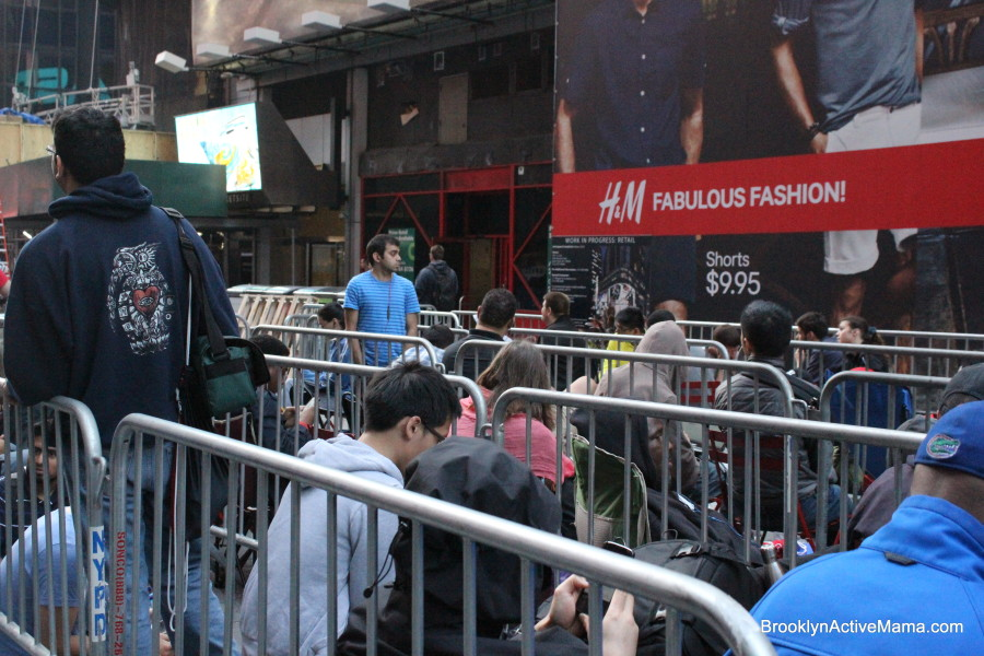 ditch the dslr event in times square