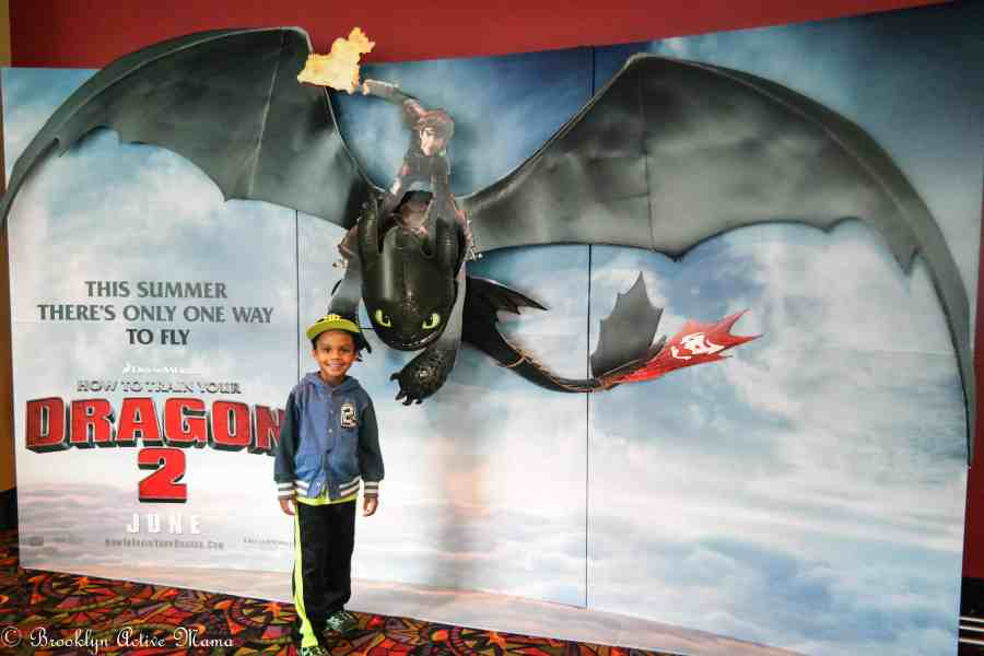 How To Train Your Dragon 2 Event + A Solo Date With My Eldest