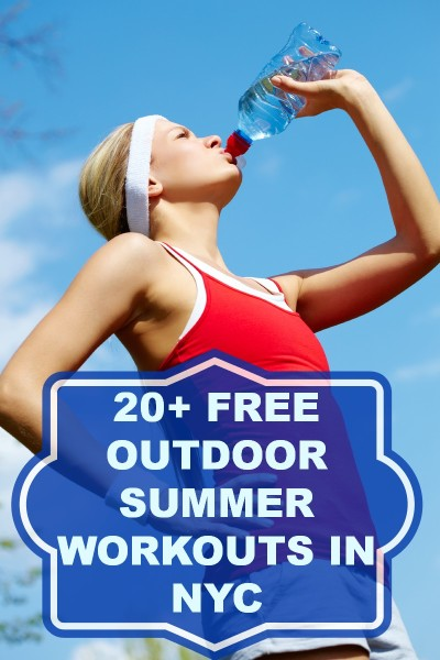 free outdoor workouts in nyc