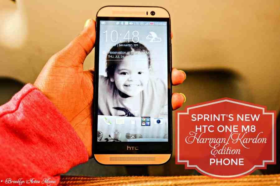Fun With Sprint Sound HTC One M8 {Harman/Kardon Edition}