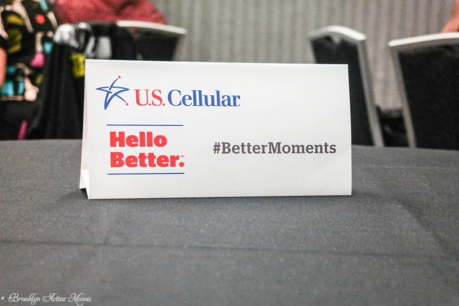 US Cellular lunch at Blogher 14 San Jose