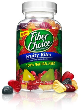 30 Day Get Picky Challenge with Fiber Choice