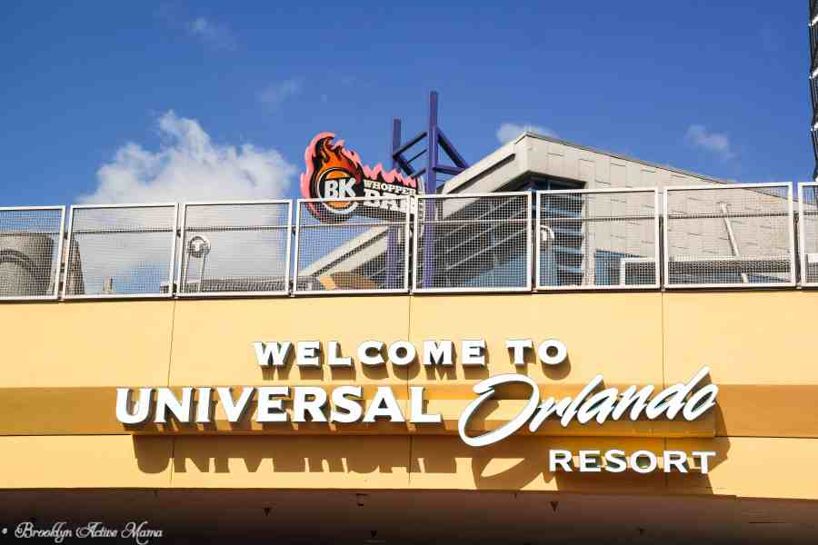 Family Forward Fun at Universal Studios Orlando