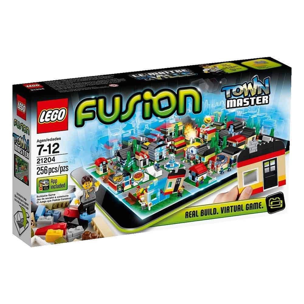 Beautiful  Lego Fusion Town Master from Lego