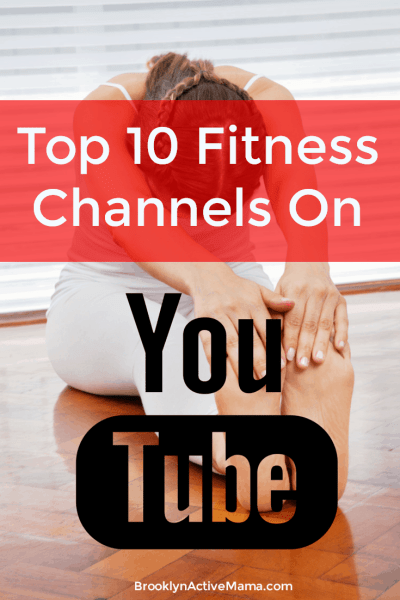 Top 10 Fitness Channels on YouTube