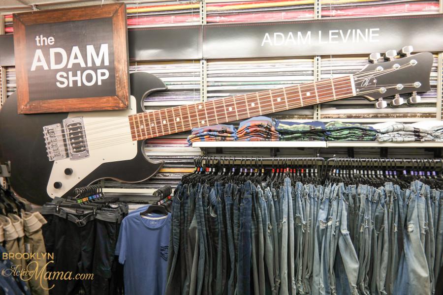 adam levine collection at kmart