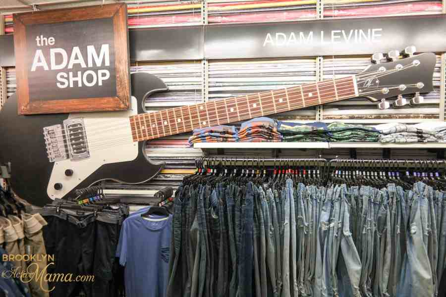 adam levine collection at kmart