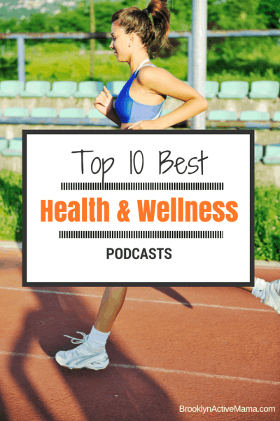 Top 10 healthy living podcasts
